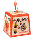 Amaretto Panettone 750g Red Box